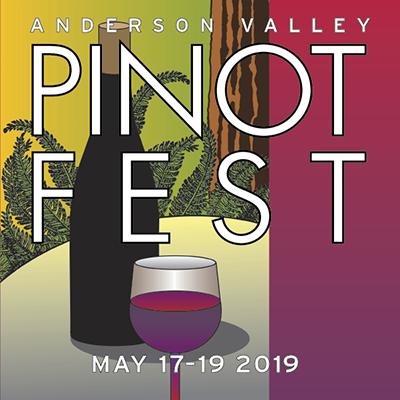 Pinot Fest Art
